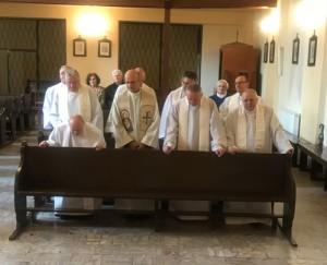 26.04.2018 - Spotkanie kapłanów pracujących w naszym dekanacie