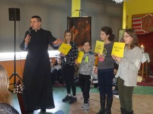Rekolekcje wielkopostne w Zespole Placówek Szkolno-Wychowawczych – 2018 r.