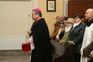 12.03.2017 - Wizyta Kanoniczna Ks. Biskupa Tadeusza Lityńskiego - godz. 8.30