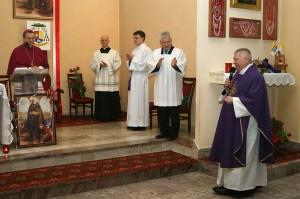 12.03.2017 - Wizyta Kanoniczna Ks. Biskupa Tadeusza Lityńskiego -  godz. 18.30