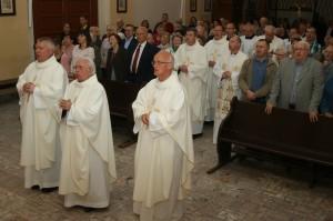 17.06.2017 - Uroczystości odpustowe ku czci św. Alberta Chmielowskiego i 60. rocznica święceń kapłańskich ks. kan. Tadeusza Szewczyka