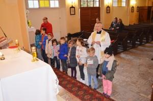 Modlitwa różańcowa dla dzieci – październik 2016