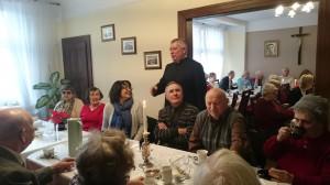 17.01.2018 - Spotkanie kolędowe Seniorów